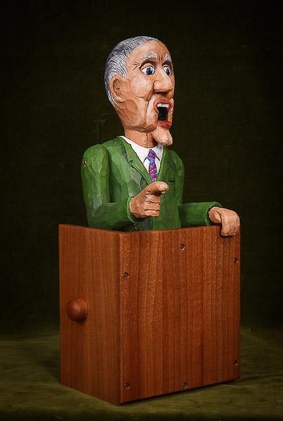 Automata: Politikern.